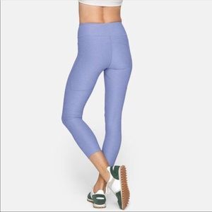 Outdoor Voices Lilac Legging Cropped